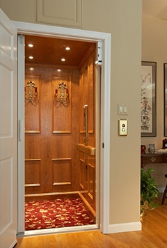 Adaptech, Inc Residential elevators