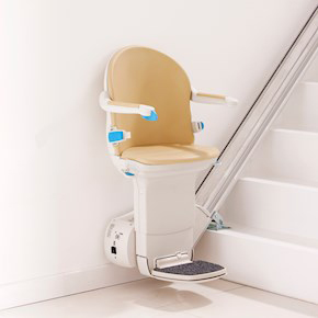 Adaptech, Inc Straight Stairlifts